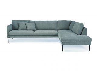 Hovden Elegante 3 sofa seter open corner