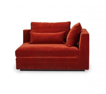 Hovden Lounge sofamodul endedel stor høyre