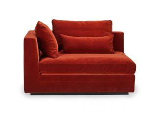Hovden Lounge sofamodul endedel stor venstre