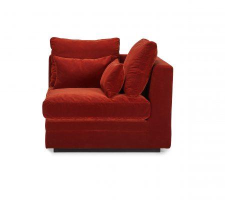 Hovden Lounge sofamodul hjørnedel