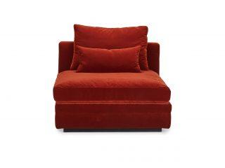Hovden Lounge sofamodul midtdel liten