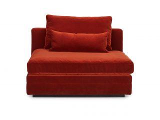 Hovden Lounge sofamodul midtdel stor