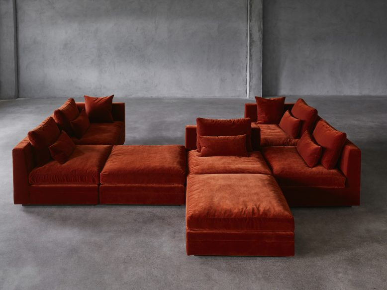 Hovden Lounge sofa