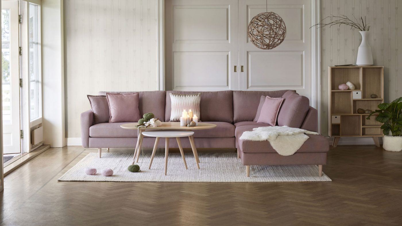 Scandinavian Touch sofa